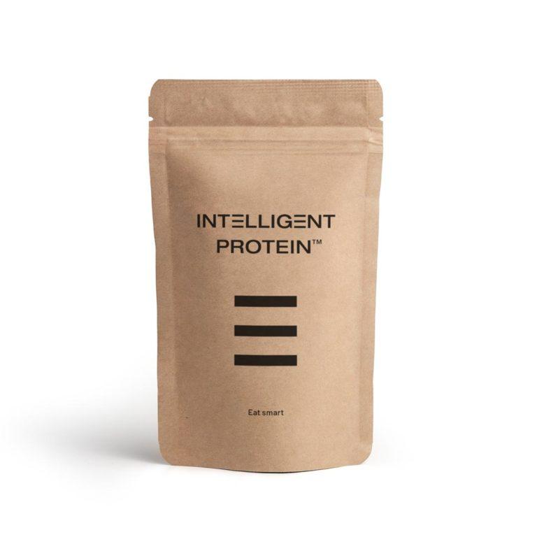 Inteligentní rostlinný protein vhodný pro vegany z BIO a RAW složek proteinu